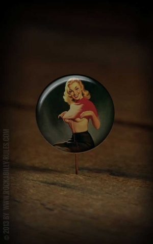 Button PinUp 029