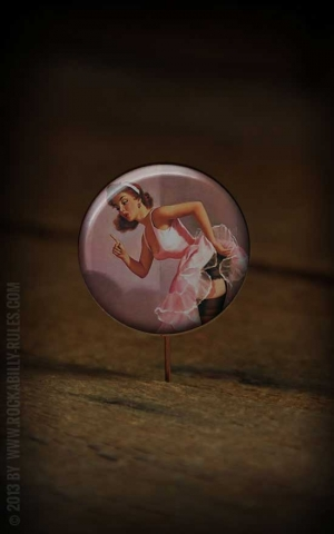 Button PinUp 030
