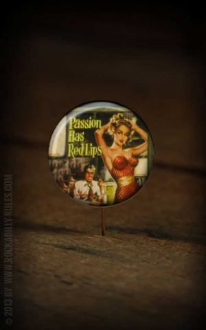 Button PinUp 037