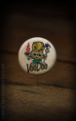 Button Voodoo 049