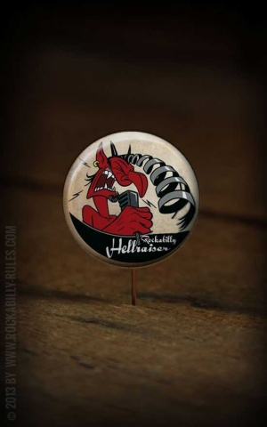 Button Hellraiser 054