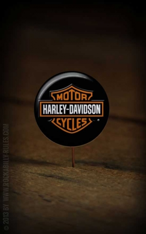 Button Harley 113