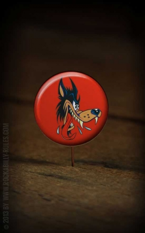Button Bad Wolf 121