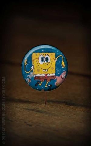 Button Sponge 127