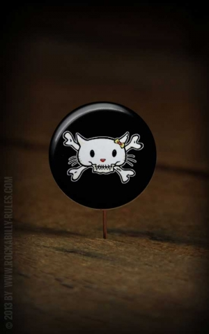 Button Cat Bones 156