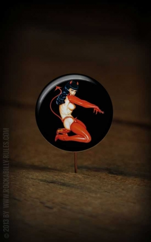 Button Bettie Page 160