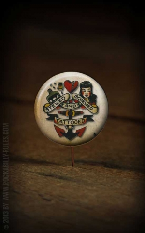 Button Sailor Jerry 175