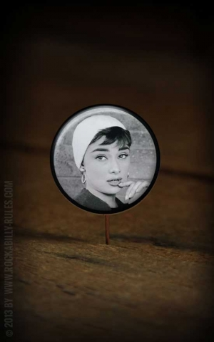 Button Audrey 180