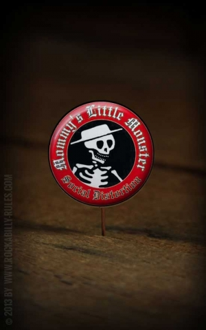 Button Social Distortion 189