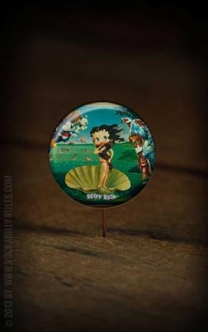 Button Betty Boop 192