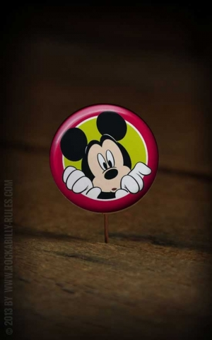 Button Micky Maus 209