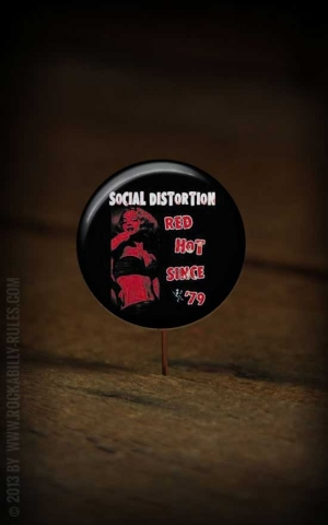 Button Social Distortion 217