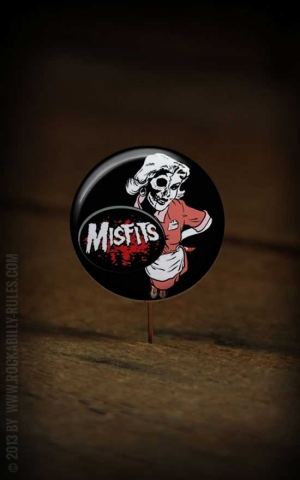 Button Misfits Horrorpunk - 220