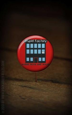 Button Boy Factory 222