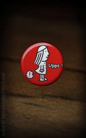 Button Upps 231