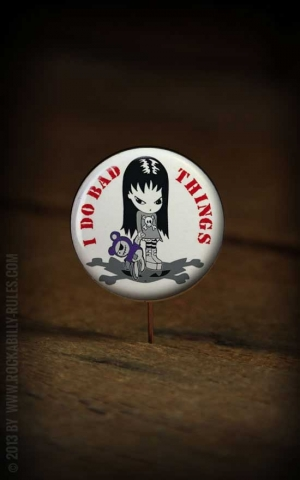 Button I do Bad Things 234
