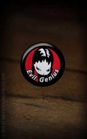 Button Evil Genius 235