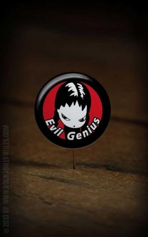 Button Evil Genius 235