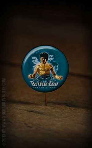Button Bruce Lee 251