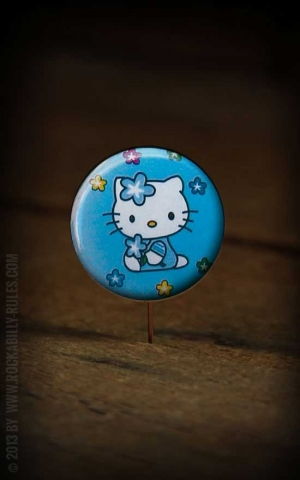 Button Hello Kitty 265