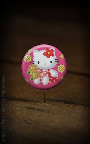 Button Kitty - 272