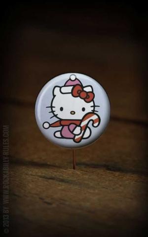 Button High Kitty - 278