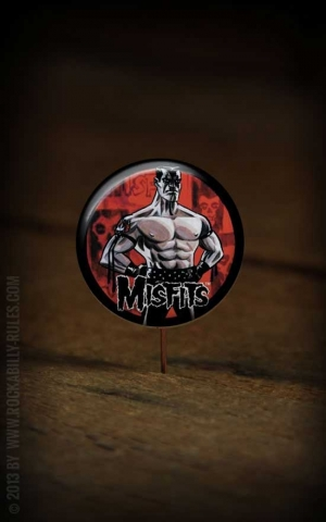 Button Misfits Horrorpunk - 283