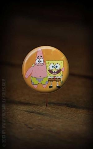 Button Sponge Bob - 289