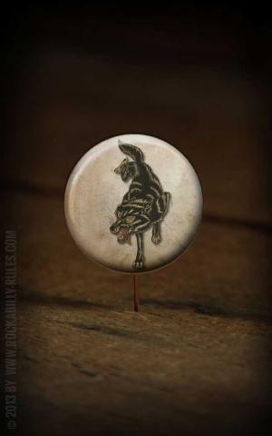 Button Wolf - 294