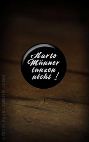 Button Harte Männer- 300