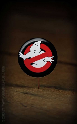 Button Ghostbuster - 316