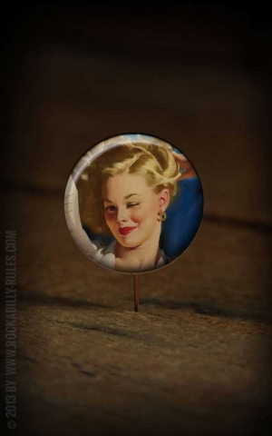 Button PinUp - 324