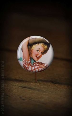 Button PinUp - 326