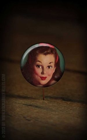Button PinUp - 328