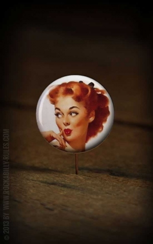 Button PinUp - 329
