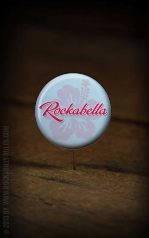 Button Rockabella - 334