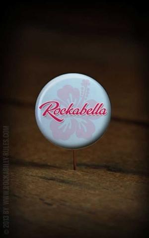 Button Rockabella - 334
