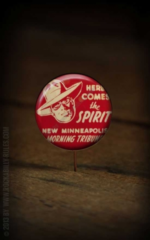 Button - The Spirit - 342