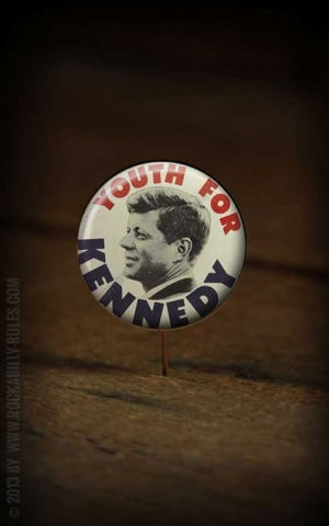 Button - J.F. Kennedy 1 - 343