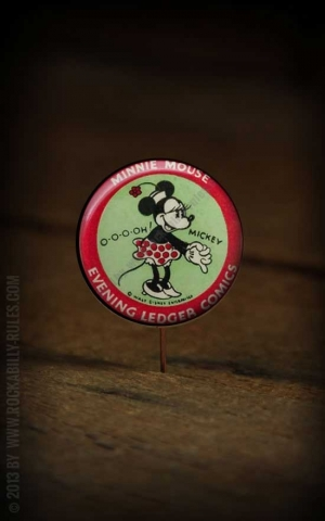 Button - Love Micky - 344