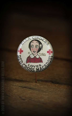 Button - Ella Cinders - 351