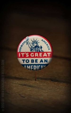 Button - Great American - 360