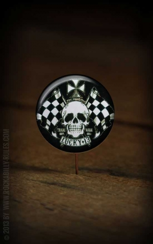 Button HotRod 067
