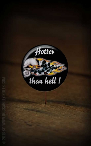 Button Hotter than hell 086