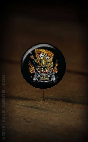 Button Tiki Rod 097