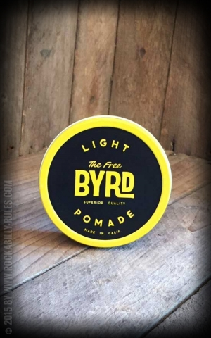 Byrd Light Pomade - Big Byrd