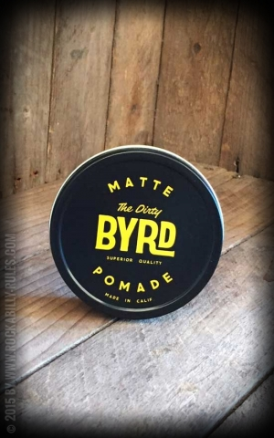 Byrd Matte Pomade - Big Byrd
