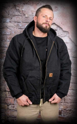 Carhartt - Sandstone Active Jacket black