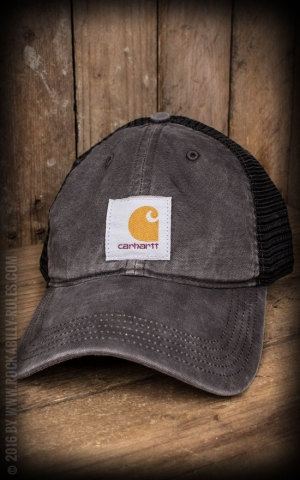 Carhartt - Buffalo Cap, schwarz