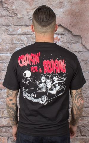 Cartel Ink T-Shirt Hommes - Cruisin For a bruising